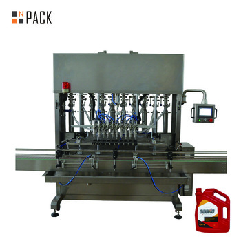 AUTO Bottles Rinsing Filling Capping Machine