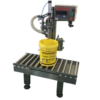 weighing type automatic filling machine liquid filler