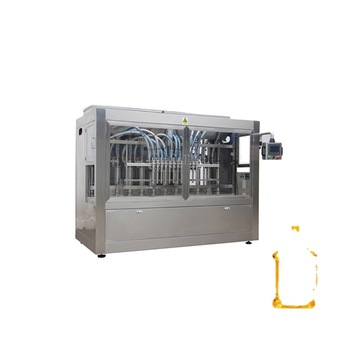 Npack Full Automatic Bottle Filling Machine Vegetable /Plant Oil with Aseptic Filling U-type tank Heating and Agitation