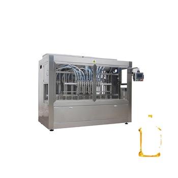 Npack Piston Servo Motor Automatic Food Oil Filler Sunflower Oil 4 Liter Bottle Filling Machine