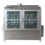 Npack Piston Volumetric Full Automatic Linear Type Peanut Sauce Bottle Filling Machine Filling Machine Sauce