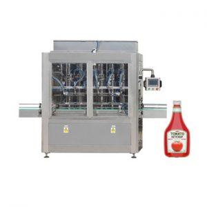 Tomato Paste Jar Ketchup Filling Sealing Packing Machine