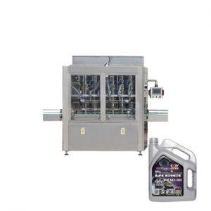 NPACK Linear Lube Oil Filling Machine 1000-5000ml botting machine