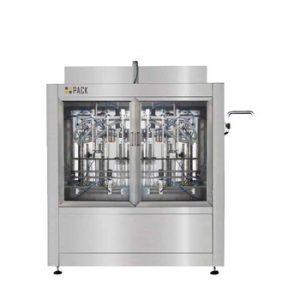 Npack Linear Type Automatic 100ml-1L Volumetric Piston Edible Oil Mustard Oil Bottle Filling Machine oil Bottleing Machine