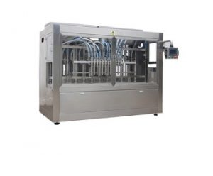 Factory Full Auto Olive Oil Filling Machine Equipment