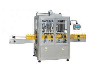 Npack Shanghai NP-VF Manufacturing Servo Motor Lube Oil Car Oil Filling Machine for Plastic Bottle