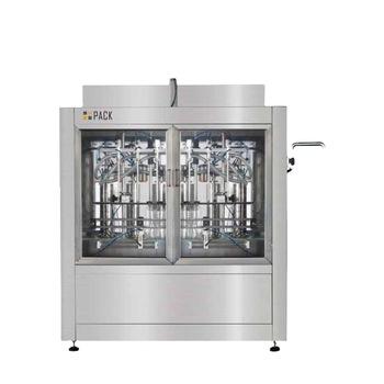 Piston Thin Liquid Filling Machine Liquid