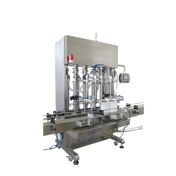 Npack NP-VF Servo Motor Piston Automatic Liquid Chemical Bottle Filling Machine Aseptic Filling