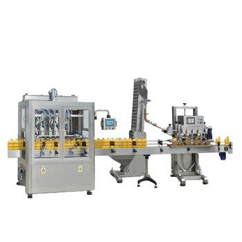 Npack 100ml-1l Servo Motor Linear Type Shampoo Bottle Filling and Capping Machine for Bottle