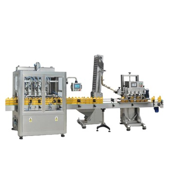 Automatic Bottle bottling and Capping Machine