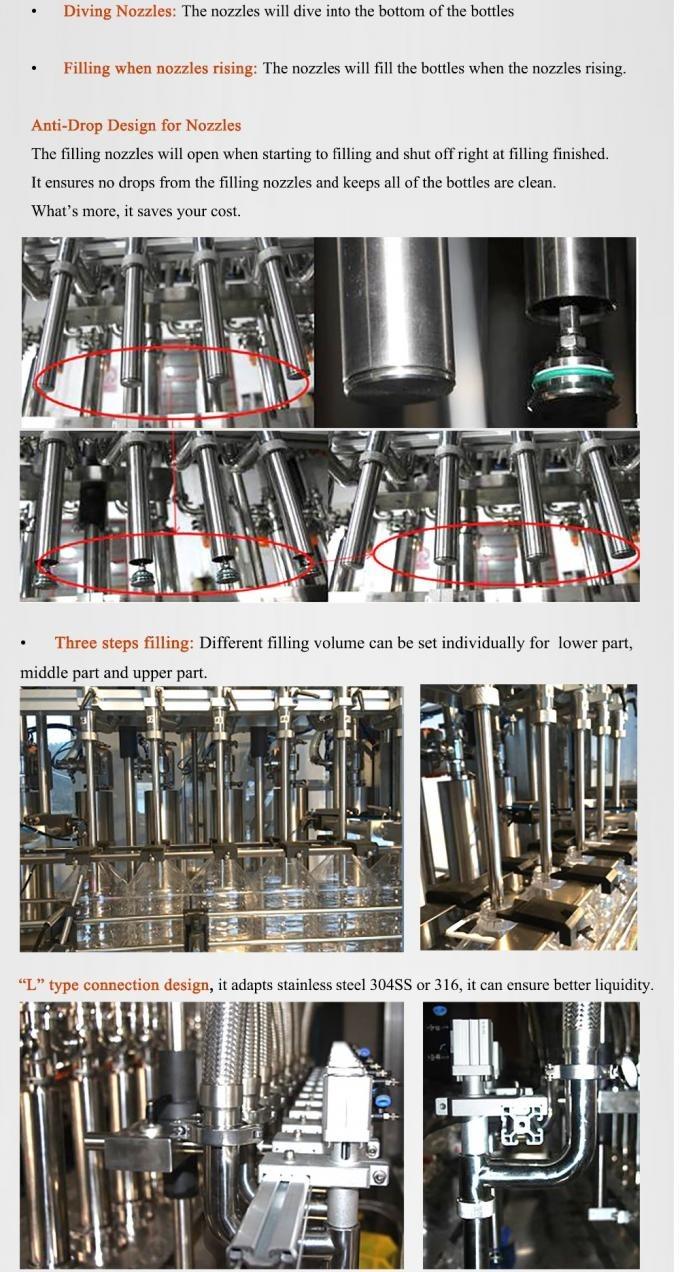 Heavy Duty Commercial Bottling Equipment 3