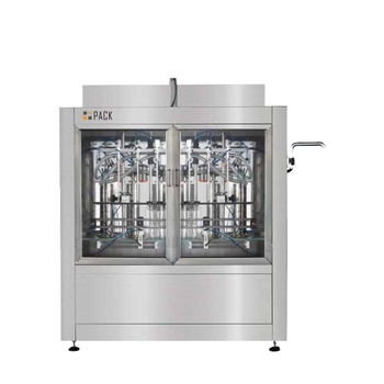 Npack Manufacturing No Dead Corner U-type Tank Easy Cleaning Sauce Filling Machine Packing Sauce Filling Line