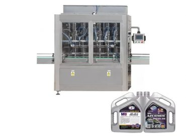 High Speed Automated Bottle Filling Machine