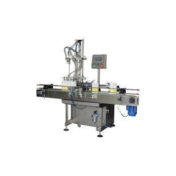 automatic small volume 60ml liquid bottle filling capping machine in Missouri