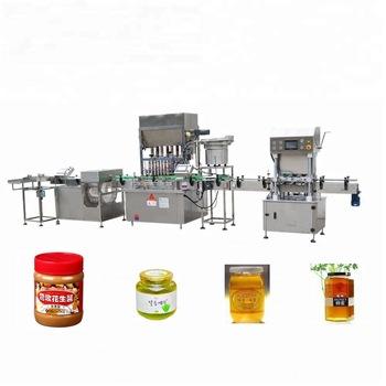 Automatic honey filling machine/cream filling machine/liquid filling machine in Indonesia