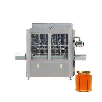 Shanghai factory automatic beard oil bottling machine beard oil filler beard oil filling line with video in Madagascar