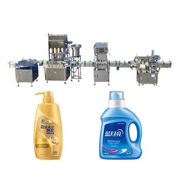 automatic liquid cream piston filling machine for honey oil shampoo paste sauce in Portugal