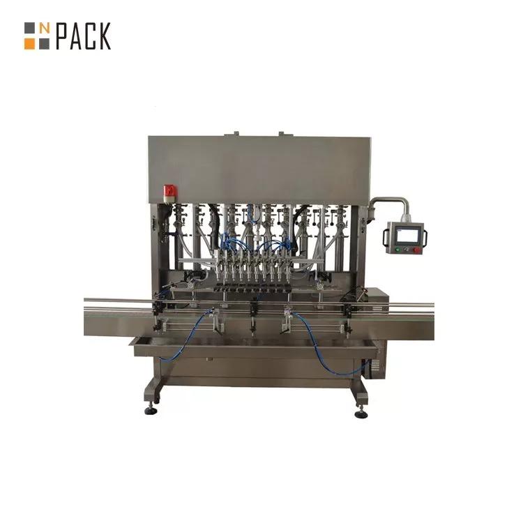 Low Viscosity Automatic Overflow Bottling Equipment